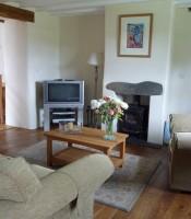 Bwthyn Bach, Livingroom