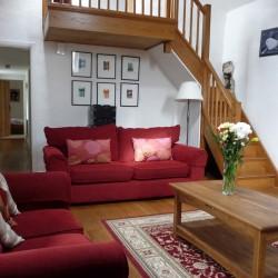 Ty Gwartheg, Living Room