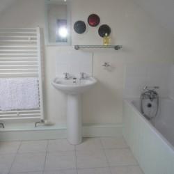 Ty Gwartheg, Bathroom