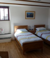 Y Felin holiday cottage, Bedroom